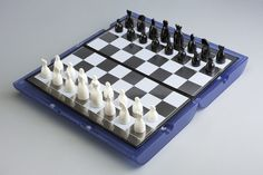 Michael Graves - Chess, Checkers, and Backgammon set