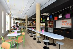 Restaurant Interior Design | Food Courts | Fast Food Design | Inside 1