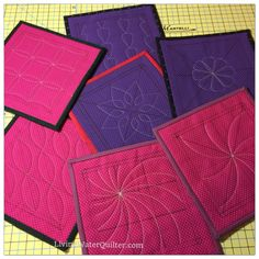 Westalee Design by Sew Steady Promoted Instructor, Quilting Partner