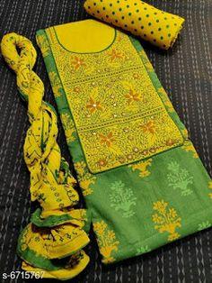 Cotton Dress Indian, Cotton Dresses, Buy Suits, Womens Dress Suits, Cotton Suit, Vera Bradley Backpack, Cod, Printed Cotton, Stitch Patterns