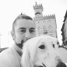 Con Aghata a San Marino