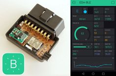 MyLab-odyssey created this board tho monitor the status of your Smart electric drive EV with this RFduino CAN bus dongle and the Blynk app on your mobile phone: MyLab-odyssey/EDm_BLE   Hardwar…
