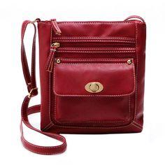 417de0f0250 Cute Long Shoulder Strap Leather Cross Body Bag Retro, Tote Purse, Mini  Purse,