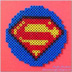 El Rincón de Maryjoe: Posavasos Superheroes