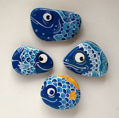"Magnets handmade. Fair Masters - handmade magnets ""Fish"". Handmade."