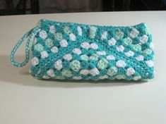 Free Pattern Friday: Granny 1/2 Square Bag | A Happy One