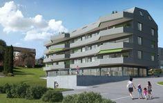 STOMEO Architektur Visualisierung - Zürich