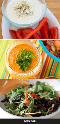 DIY Your Favorite Dressing to Save Calories, Fat, and Money