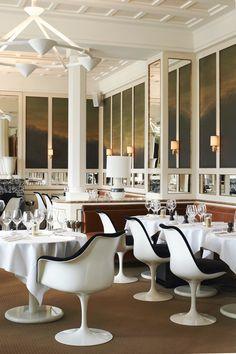 Loulou, le nouveau restaurant des Arts décoratifs joseph Dirand