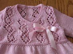 Ravelry: Project Gallery for Little Constance Cardi pattern by Sublime Yarns