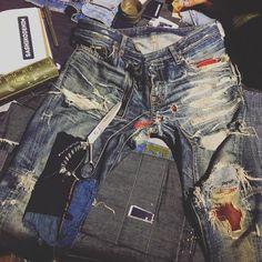 Under my skin Under My Skin, Ripped Denim, Sock Shoes, Blue Jeans, Socks, Pants, Fashion, Project Ideas, Trouser Pants