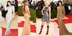 Best Red Carpet Looks From Met Gala 2016 - Celebrity Met Gala Dresses