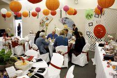 Teacher Appreciation Luncheon ~ Asian Restaurant Theme