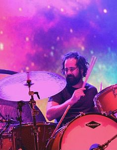Ronnie Vannucci - The Killers