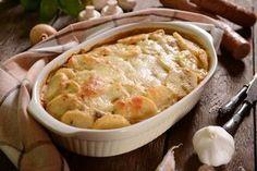 Pommes de terre fromagères