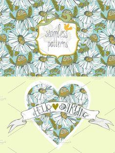 Summer pattern. Patterns. $5.00