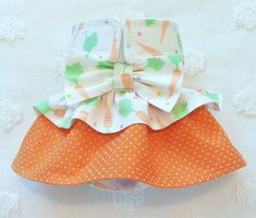 Female Dog Diaper Skirt  Perfect for your dog by piddleronthewoof