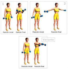 Como adelgazar brazos y espalda rapidamente meaning