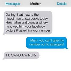 Would your mom do this?  Live, laugh, love  Like, follow and share from our Fanpage http://Fb.com/healthywwise  #lawofattraction #follow4follow #fun #livelaughlove #funny #funnymeme #meme #moms #mothersanddaughters #wine #winery #matchmaker #humor #lol #lmbo #lmao #giggles #instagram #instagood #photooftheday #HWW
