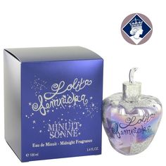 Lolita Lempicka Minuit Sonne Midnight Perfume 100ml Eau de Parfum Women Spray