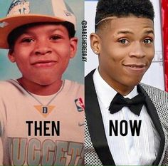 Empire / Hakeem / Bryshere Y. Gray / Then- And Now