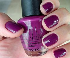 Opi purple