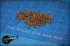 Mark Pitchers' solid PVA bag rig is simple but very effective Carp Fishing Rigs, Ice Fishing Tips, Carp Rigs, Pike Fishing, Fishing Knots, Fly Fishing, Drop Shot Rig, Simple, Bags