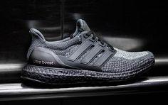 adidas Ultra Boost Black Sole