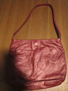 Just listed my GAP Metallic Coral Leather Women's Pocketbook to ebay for $10-NEW without tags-Happy Bidding:) xo,tkg
