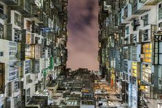 'Living in a Box'. | 9 Incredible Images From The 2014 National Geographic Traveler Photo Contest