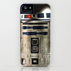 R2-D2  iPhone Case by Emiliano Morciano (Ateyo) - $35.00