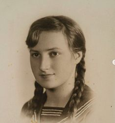 """Early photo of Wanda Poltawska, Ravensbruck """"rabbit"""" and Polish physician. Her book And I am Afraid of My Dreams was an inspiration to the writing of Lilac Girls: A Novel. New York Socialites, Tell The World, Exciting News, True Stories, Ww2, My Dream, Lilac, Rabbit, Novels"""