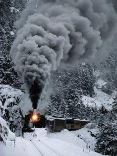 train rides through Europe..
