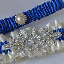 blue garter set - Buscar con Google