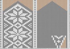 Tricksy Knitter Charts: Selbu2 by Tamara