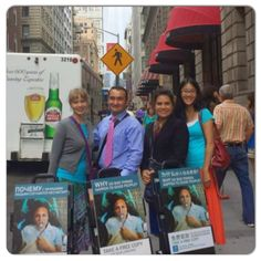 9/11 Special Metropolitan Witnessing program preparation and implementation in Manhattan