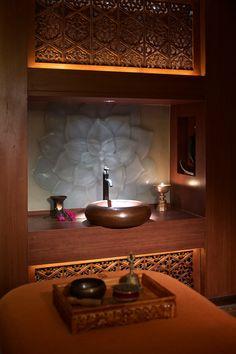 Chi Spa Treatment Room Spa Treatment Room Spa Treatments Thai Massage Meditation Rooms