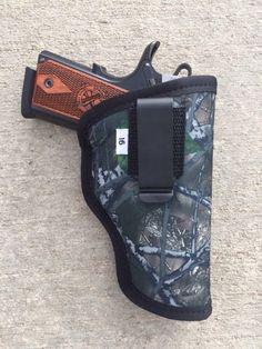 SIG SAUER P238 238 Soft Armor 31S CAMO Holster IWB Conceal Waistband Pocket f5fb52008c0