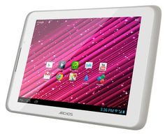Archos has announced a new tablet named the #Archos 80 #Xenon. It's another entry in their line of low-end tablets which packs an unskinned version of Android 4.1, a quad core processor, and more for around $240.
