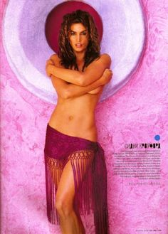 Cindy Crawford GQ Magazine Pictorial April 2010 Russia
