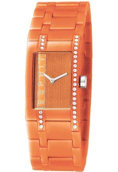 Montre Esprit Houston Funky Star Orange