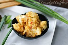 Looking for a great way to break out of your vegetable rut? Try this smoky caramelized cauliflower recipe! You'll be amazed at the flavors