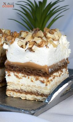 Sweets Cake, Cookie Desserts, Cake Recipes, Dessert Recipes, Cake Cookies, Tart, Cheesecake, Deserts, Food And Drink