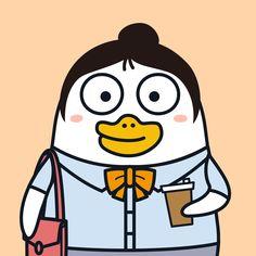 微博 Cartoon Pics, Cute Cartoon, Funny Duck, Roast Duck, Little Duck, Donald Duck, Duck Duck, Cute Icons, Rubber Duck