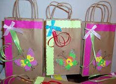 bolsas de regalo decoradas - Buscar con Google