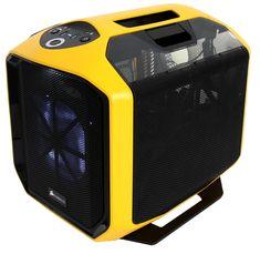 Corsair Graphite Graphite 380T review #computer #case #miniITX