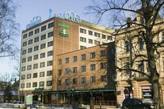 Cumulus Koskikatu Hotel Tampere - Finland Finland, Multi Story Building, Hotels, Places, Lugares