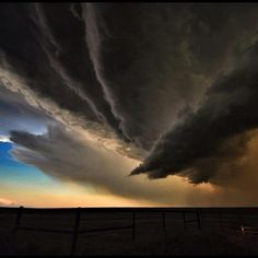 Tornado season is serious business in my native state of Oklahoma. Photo by Brad Hurley, via Oklahoma Today.