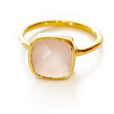 Image result for pink gemstone rings