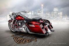 Harley-Davidson - RoadKing